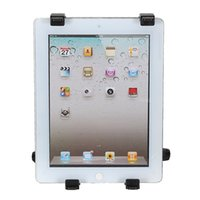 Wholesale High Quality Car Back Seat Headrest Mount Holder Stand Bracket Kit Inch For iPad Mini For SAMSUNG Tab Tablet
