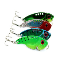 Wholesale Fishing artifact color metal VIB lure CM G pencil simulation bait
