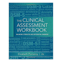 balance book - 2016 New Book The Clinical Assessment Workbook Balancing Strengths and Differential Dlagnosis ISBN Free DHL Shipping
