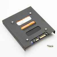 apple ssd adapter - 2 quot to quot SSD to HDD Metal Adapter Mounting Bracket Hard Drive Holder