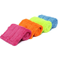 best dust mop - New Arrival Best Price Cleaning Pad Dust Mop Household Microfiber Coral Mop Head Replacement Fit For Cleaning