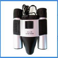Wholesale New DT08 x25 Digital Camera Video Recording MP COMS Digital Camera TFT Display Full HD p Telescope