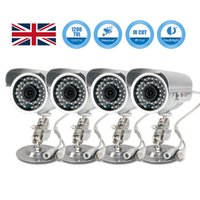 Precio de Night vision housing camera-4Pcs 1/3