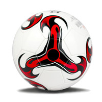 Wholesale New Arrival Classic Training Balls Football Ball Official Size High Quality PVC Soccer Ball Machine Stitch Football