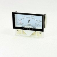 Digital Only 0.01-1 AC/DC Wholesale-AC 0-300A Fine Tuning Dial Panel Rectangle Analog Ampere Meter Amperemeter