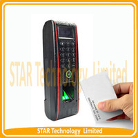 Wholesale Free Software Waterproof IP65 ZK Biometric Fingerprint Door Access Controller with125khz rfId Card Reader TF1700