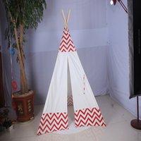 Wholesale Color Waves children tent portable children toy tent