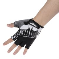 Wholesale LJ Anti Slip Half Finger Bicycle Cycling Gloves
