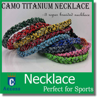 football necklace - Sale quot quot quot Camo Sport Tornado Titanium Necklace Twisted Football Baseball
