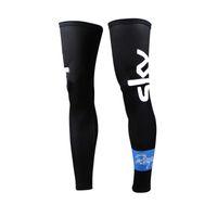 Wholesale Team sky Pro Bike Cycling Leg Warmers Sunscreen Summer Men Women Mountain Bike MTB Bicycle Cycle Leg Sleeve