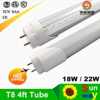 Wholesale X25 cheap and fine mm ft tube w led T8 tube lamp Top quality SMD Epistar lm CE ROHS sunlights