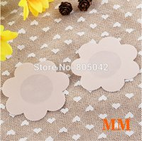 adhesive body bra - Nipple Cover Flower Adhesive Nipple Covers Pads Body Breasts Stickers pair