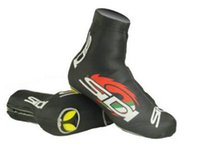 Wholesale Sporting sidi Men Cycling Shoes Covers Road bicycle shoes Race bike Wear Ropa ciclismo Dustproof Overshoes Bike Accessories