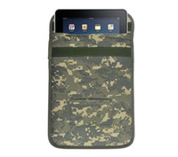 For Apple Sleeve/Pouch Yes camouflage fabric signal blocking bag for ipad tablet PC, for 10 inch radiation protection bag,Anti-degaussing