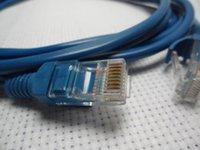 Mejor !! Venta caliente de alta velocidad de 40m 50m CAT5 RJ45 Ethernet Internet de red de parche Lan Cable de cable de herramientas para ordenador portátil