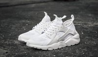 basketball brands jog - Brand New Black White Air Huarache Men casual shoes Discount Sneakers Breathable Original Box Running Shoes Huaraches With the Shoes box