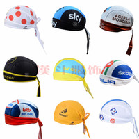 Wholesale 2016 new arrive team sky lotto Bike bandana ciclismo bike Cycling scarf mtb quick dry caps headscarf cycling headband bicycle hat
