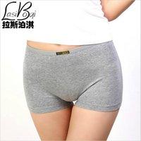 best swim shorts - Hot Sell Cheap New Women s Ms Fashion Sexy Brand Cotton Best Quality Swim Boxer Panties Plus Size Seamless Boxer Shorts Safety Pant