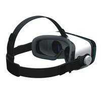 Wholesale Popuolar D Galsses for inch Smartphone VR Box Virtual Reality Head Mount D Glasses
