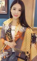 best scarf brands - Luxury Brand Scarf Unisex Female Male Best Quality Wool Cashmere Scarf Pashmina Tassels Women