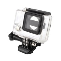 bag camera - Go pro Accessories Gopro Waterproof Housing Case Mount Hero plus for Gopro Hero3 Camera Mounting