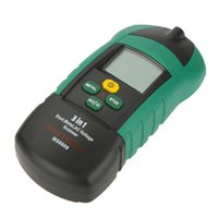 ac gauges - MASTECH MS6906 in Multi function Stud Metal AC Voltage Scanner Detector Tester Thickness Gauge w NCV Test