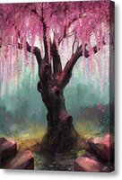 atlas digital - Giclee ode to spring steve goad oil painting arts and canvas wall decoration art Oil Painting on Canvas Poll Meet Atlas