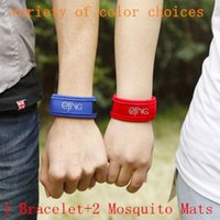 anti mosquito plants - Bracelet Mosquito Mats Plant Mosquito Killer Natural Mosquito Repellent Wristband Bracelet Anti Mosquito Repeller For Baby