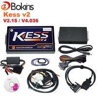 Wholesale Kess V2 Master V2 ECU Chip Tuning Tool KESS V2 V4 OBD2 Manager Tuning Kit FW No Token limited