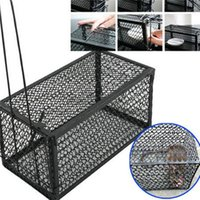 animal traps - Funny Rodent Animal Mouse Humane Live Trap Hamster Cage Mice Rat Control Catch Bait Pest Control Tools