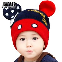Cheap Beanie/Skull Cap Hats & Caps Best Tie-dyeing Casual Baby Hats