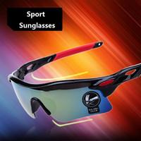 Bon Marché Meilleures lunettes de soleil gros-Vente en gros - 2016 nouveaux 12 couleurs Meilleur frais le sport cyclisme lunettes bicyclette moto hommes lunettes de soleil livraison gratuite! 2719