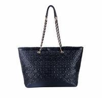 Wholesale Tb bag new fashion latest woman lady casual leather handbag shoulder bag doublt t chain bag totes