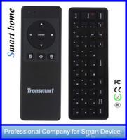 Wholesale Keyboard Remote control for TV Tronsmart TMS01 TSM Air Mouse mini Box Motion Sensing Games DHL free