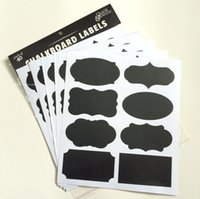 adhesive label stock - The blackboard stickers in stock decorative wall stickers affixed to a small blackboard self adhesive label auxiliary stickers ch