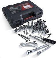 Wholesale Mechanics Tools Set Point Socket Wrench Ratchet Socket SAE Metric Case