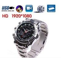 Wholesale 5pcs Mini P GB HD Spy Hidden Camera Waterproof Watch DVR Wrist Night Vision Cam
