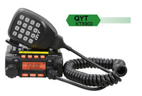 Wholesale KT W dual band UHF400 MHz VHF136 MHz mobile radio for