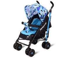 Wholesale New Light Weight Baby Stroller Sit And Lie for Newborn Folding Baby Carriage Portable Travel Colors