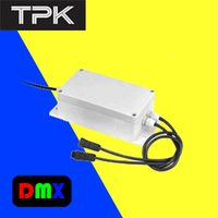 ac dimensions - Signal Amplifier DMX standard signal One input and one Output pin IP68 Dimension L200xW89xH61 IP65 V V