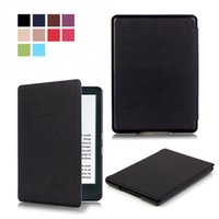Wholesale All New Custer PU Leather Cover Case for Amazon New Kindle