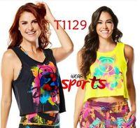 ammonia tanks - Yoga fitness bodybuilding weight loss dance sportswear female jin ammonia mercerizing vest top Fashion vest