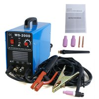 Wholesale 200AMP in V Inverter Welder TIG MMA ARC Welding Machine