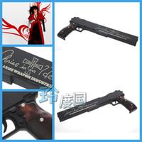alucard hellsing cosplay - Athemis New Vampire Hunter Cosplay Hellsing Alucard gun white and black for men women