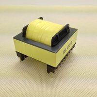 Wholesale EE4215 power transformer input V output V A power W frequency kHz flyback transformer