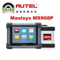 automotive ecu - Autel MaxiSys Pro MS908P MS908 PRO Bluetooth WIFI Diagnostic ECU Programming Tool with J System Update Online