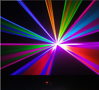 advertisement entertainment - 5W RGB5000 animation advertisement full color disco laser light show systems with flight case