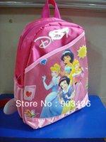 Wholesale DHL High Quality Princess Children s School Bag Rucksack Cartoon School Backpack G2356 on Sale