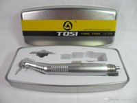 Wholesale TOSI TX Dental High Speed Handpiece Self power LED Handpiece Standard Hole
