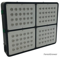 Wholesale ForestGrower w True power LEDs w full spectrum LED Grow light for indoor grow tent medical plant switchable control for VEG Bloom